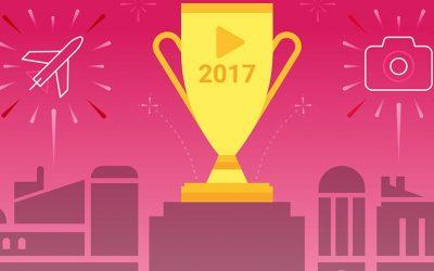 أفضل تطبيقات الأندرويد لعام 2017 طبقًا لتصنيف متجر جوجل بلاي لشهر (ديسمبر)