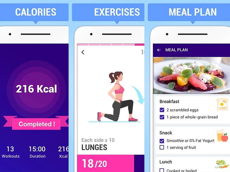 افضل-تطبيق-اندرويد-لانقاص-الوزن-السعرات-الحرارية-2018