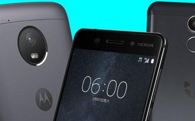 أفضل هواتف الأندرويد رخيصة الثمن في مصر لعام 2018
