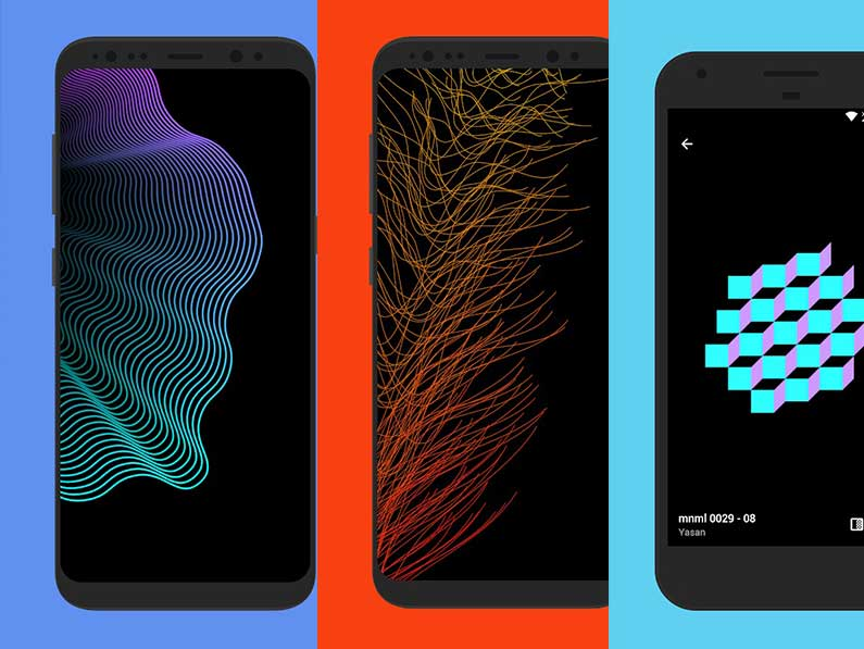 أفضل تطبيقات لتحميل خلفيات الشاشة بدقة Hd و Qhd لهواتف الأندرويد 2018