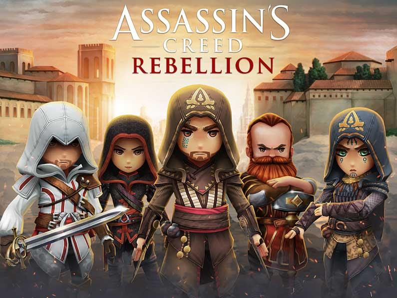 لعبة Assassin's Creed Rebellion أصبحت متاحة الآن للتحميل عبر جوجل بلاي