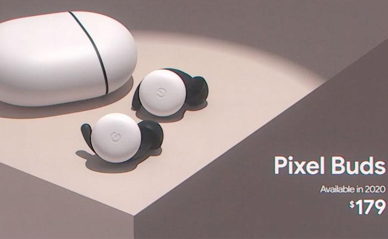 سماعة-جوجل-Pixel-Buds-لاسلكية