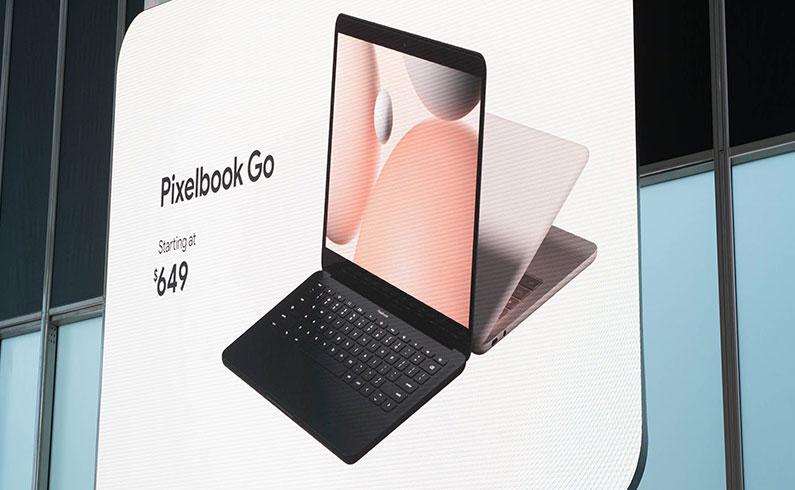 لاب-توب-كروم-Pixelbook-Go
