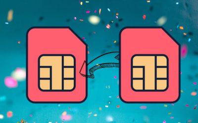 نقل وتحويل خط الموبايل بنفس الرقم لشركة أخرى خلال 24 ساعة